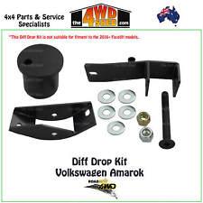 Diff Drop Kit - VW Volkswagen Amarok Complete Bolt In Kit -DDAMA01