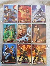 96 Fleer Ultra X-Men Base Set Single Cards (Pick 4) NM