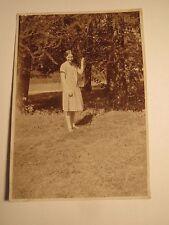 Dora Dreyer 1930/schloßgarten septiembre 1928/Fotografía