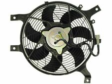A/C Condenser Fan Assembly W742PG for Nissan Xterra Frontier 2001 2003 2004 2002