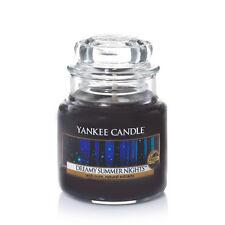 YANKEE CANDLE candela profumata giara piccola Dreamy Summer Nights durata 40 ore