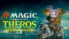 MTG MAGIC Theros Beyond Death Complete set with mythics +Tokens, Basic land X1
