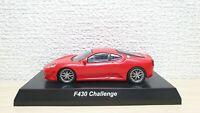 Kyosho 1/64 FERRARI F430 CHALLENGE RED diecast car model