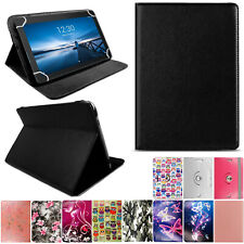 PU Leather Folding Standing Case for Lenovo Tab E10 TB-X104F 10 Inch Tablet
