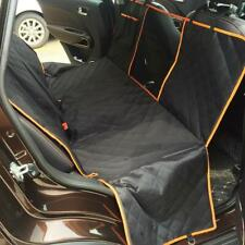 Pet Hammock Dog Cat Universal Back Seat Protector Car Cover Black