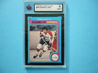 1979/80 O-PEE-CHEE OPC NHL HOCKEY CARD #325 GORD GORDIE LANE KSA 9 MINT SHARP+