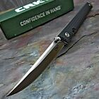 CRKT CEO IKBS Ball Bearing Pivot System 8Cr13MoV Blade Folding Pocket Knife NEW