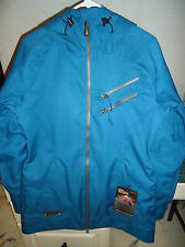 DAKINE PIPER SKI / SNOWBOARDING JACKET WOMEN'S MEDIUM (M) MOROCCAN BLUE SRP $250