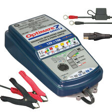 OptiMate TM-251 OptiMate 7 Select Battery Charger & Maintainer 12 V Batteries Ch