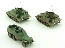 nuevo 7 unidades Herpa 745826-1//87 kit tiendas de campaña