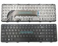 New HP Probook 450 G0 450 G1 450 G2 455 G1 G2 470 G0 470 G1 470 G2 Keyboard US