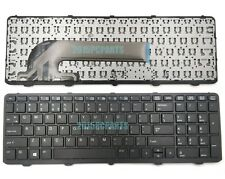 New for HP Probook 470 G0 470 G1 470 G2 US Keyboard with Frame Non-backlit