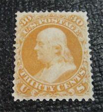 nystamps US Stamp # 71 Mint OG NH $2750