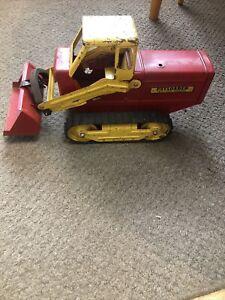 1950's Nylint Hough Payloader Tractor Shovel Original