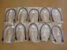 Lot of 10 Digilent Pmod 4 Cable Kits - New
