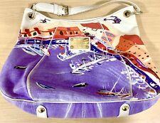 Authentic Louis Vuitton Canvas Riviera Galliera GM Bag (Limited Edition) Rare.