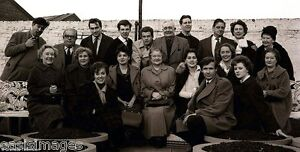 Original cast of Coronation Street glossy A5 photo print