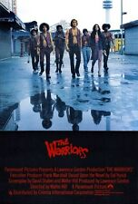 The Warriors movie poster (b) - Michael Beck poster - 11 x 17 inches