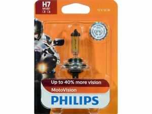 For 2011 BMW 535i GT xDrive Headlight Bulb High Beam Philips 31235ZV