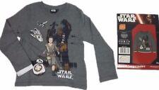 Langarm Jungen-T-Shirts & -Polos mit V-Ausschnitt aus Polyester