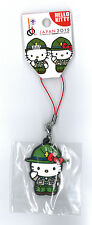 2015 World Scout Jamboree HELLO KITTY SCOUTS SOUVENIR MOBILE PHONE / KEY HANGER