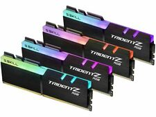 G.SKILL TridentZ RGB Series 64GB (4 x 16GB) 288-Pin DDR4 SDRAM 3200 (PC4 25600)