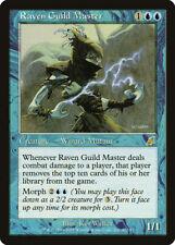 Raven Guild Master Scourge NM-M Blue Rare MAGIC THE GATHERING MTG CARD ABUGames