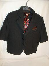Tuxedo Formal Dress Suit Infant Baby 4 piece size 3M/3 month/3 mo worn once EUC