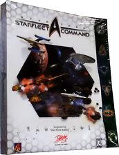 Star Trek: Starfleet Command for PC, Vintage 1999, Big Box, New! NISB!!
