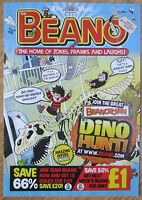 The Beano – The Mail on Sunday Special Issue of The Beano