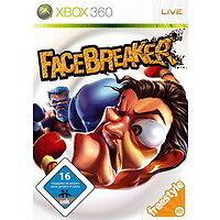 XBOX 360 Spiel Facebreaker                          NEU