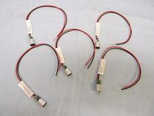 (5) New Miniature InGaAip Diode Laser Module 635nm Red 20mW Nominal