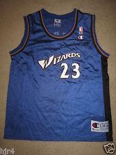 Michael Jordan #23 Washington Wizards Champion NBA Jersey Youth LG 14-16 Large