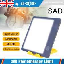2modes Sad LED Phototherapy Light Therapy Lamp Seasonal Affective Disorder Home