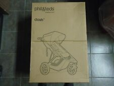 Phil & Teds Dash Stroller - Red - Brand New