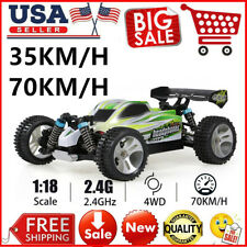 WLtoys A959-B 2.4G 1/18 4WD High Speed Electric 2.4Ghz OffRoad RC Truck RTR V9P2