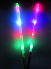 24x LED Leuchtstäbe Leuchtstab Mitgebsel Kindergeburtstag Event Konzert Disco