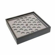 Stackers by LC Designs Mink Charm Stacker Jewellery Tray-Bead Sections