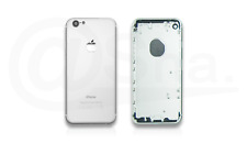 SILVER - Metal Chassis Rear Replacement Housing Back Cover for iPhone 7 UK