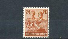 24 Pfg. Kontrollrat II 1947** seltene Farbe Michel 951 d geprüft (S10013)