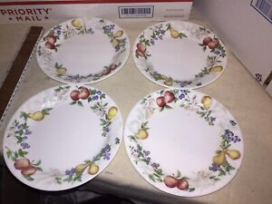Corelle Fruit Plates For Sale Ebay