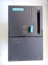 Siemens simatic s7-300 CPU 314 6es7314-1ae04-0ab0 6es7 314-1ae04-0ab0