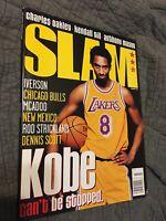 Original KOBE Bryant Los Ángeles Lakers SLAM Magazine March 1998