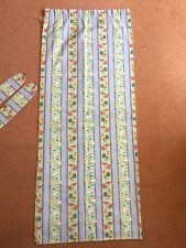 Vintage Laura Ashley lined curtains in fantastic condition