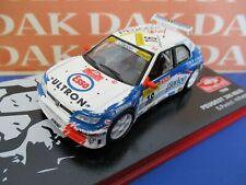 Die cast 1/43 Modellino Auto Peugeot 306 Maxi Rally Monte Carlo 1998 G. Panizzi