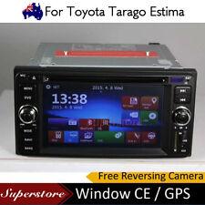 6.2 inch CAR DVD GPS Player head unit stereo  For Toyota Tarago Estima 2003-2016