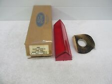 NOS 1980-1984 Lincoln RH Rear Tail Light Lamp Lens with Seal E0VY 13450-A  dp