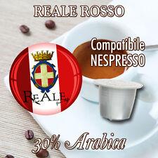 OFFERTA!!! REALE CAFFÈ- 100 CAPSULE Cialde Caffè compatibili Nespresso