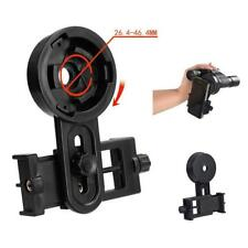 Mobile Phone Camera Adapter Telescope Spotting Scope Microscope Mount