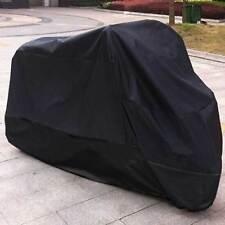 XXXL Motorcycle Cover Rain Dust UV Waterproof Protector Outdoor Black For BMW